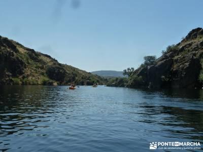 Piragua El Atazar;viajes en diciembre viajes en grupo organizados viajes culturales por españa